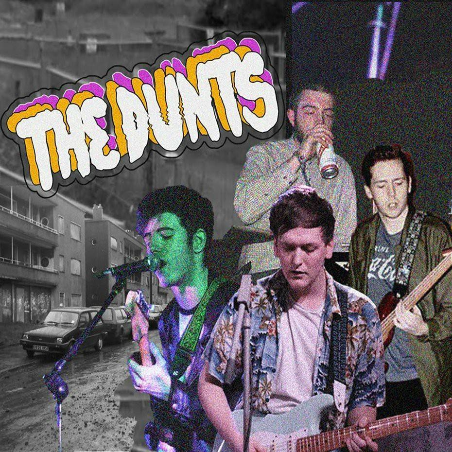 Track of the Day – THE DUNTS – Hampden Cabs